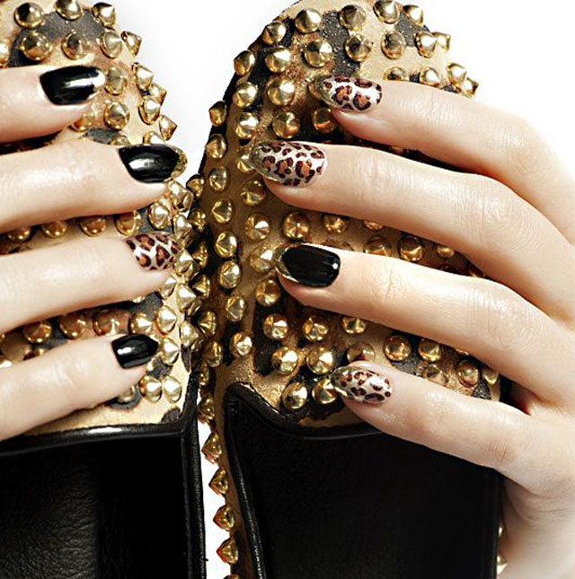 steve madden nailing hollywood, nail art and fashion