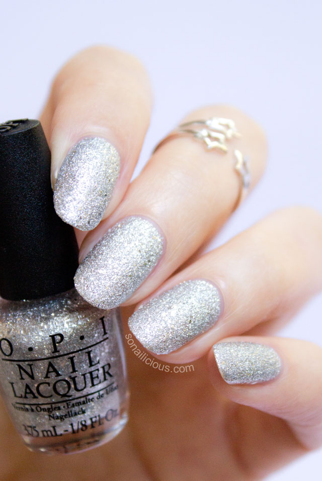 Opi mariah carey its frosty outside