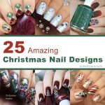 25 Amazing Christmas Nail Designs
