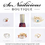Introducing SoNailicious Boutique. Plus, a Discount Code!