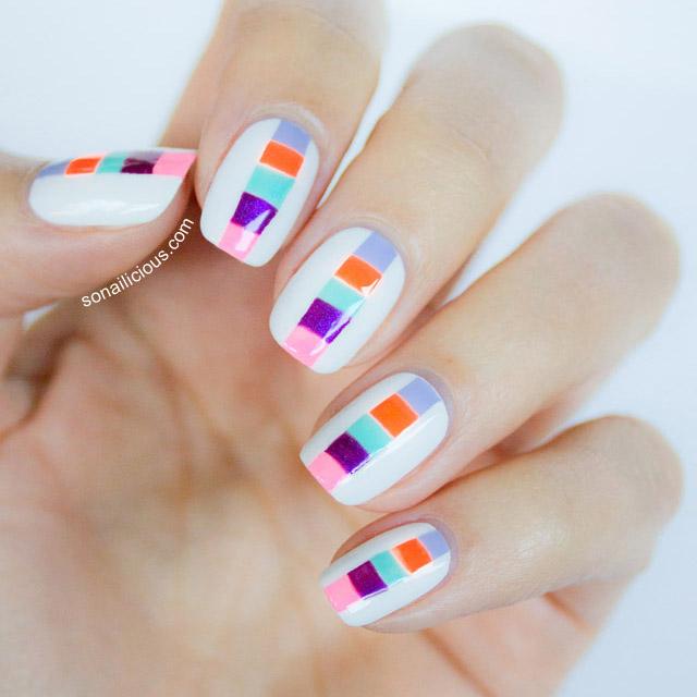 color-block-nails-orly-mash-up-nail-collection-summer-2013