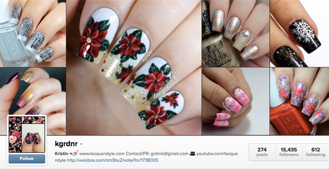 lacquerstyle nails instagram