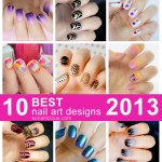 10 Best SoNailicious Nail Designs of 2013