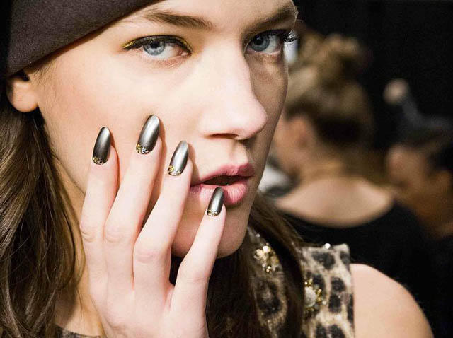 20 best french manicure ideas nyfw 2014 2