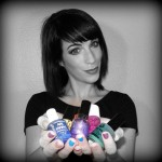 Nail File: Cristina Foster of Let Them Have Polish!