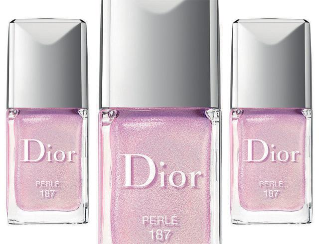 dior perle trianon nail polish