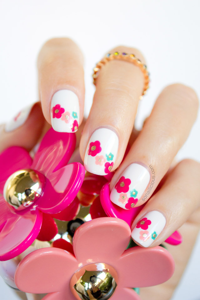 marc jacobs daisy delight nails