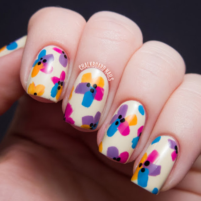 Bright Easter Floral