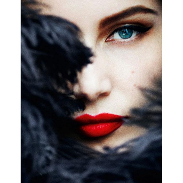 Laetitia Casta by Mario Testino for Vogue Paris