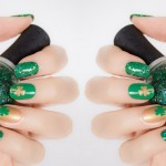 8 Lucky St Patrick's Day Nails To Try This Weekend