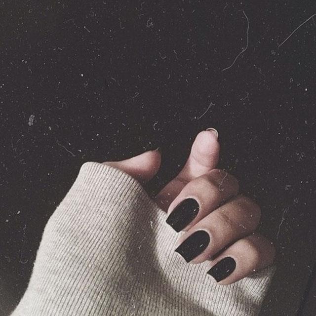 Winter black