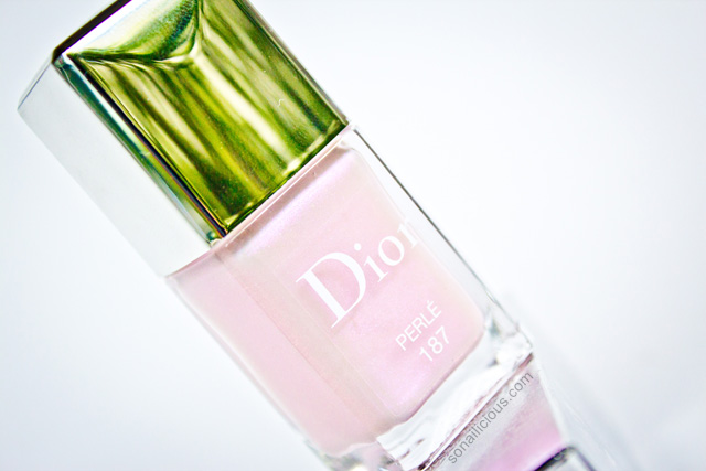 dior perle trianon review