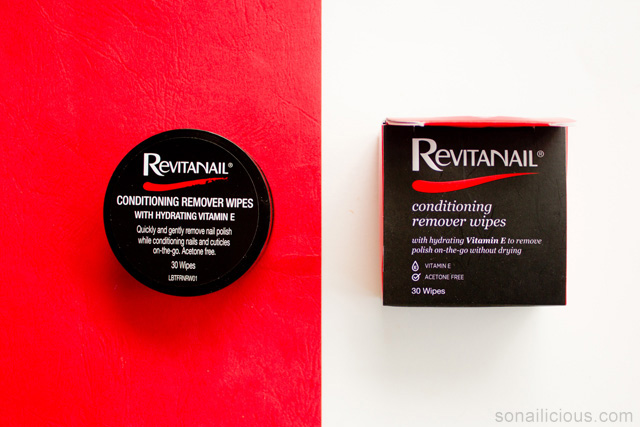 revitanail remover wipes review 1