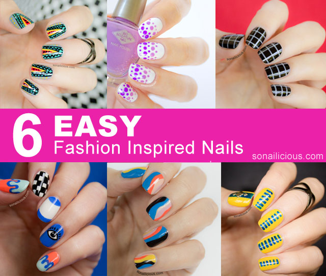 fashion nail designs