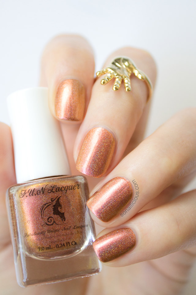 Fun Lacquer A Year of Prosperity nail polish shadow