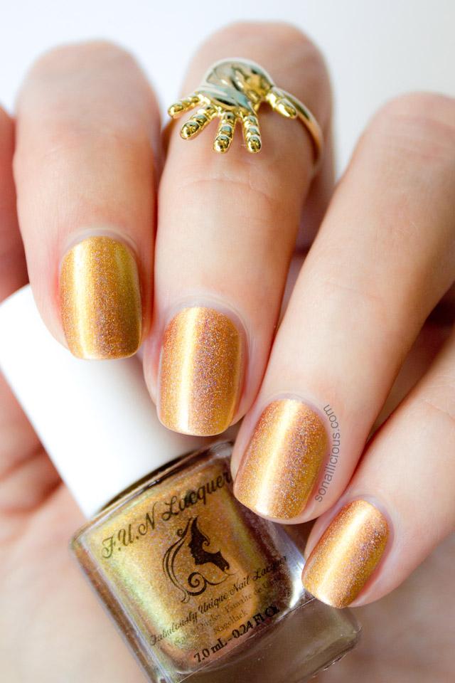 Fun Lacquer Horse 2014 nail polish