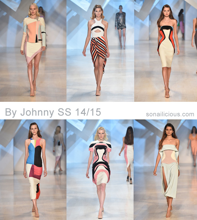 by johnny 2014 collection mbfwa 2014 show