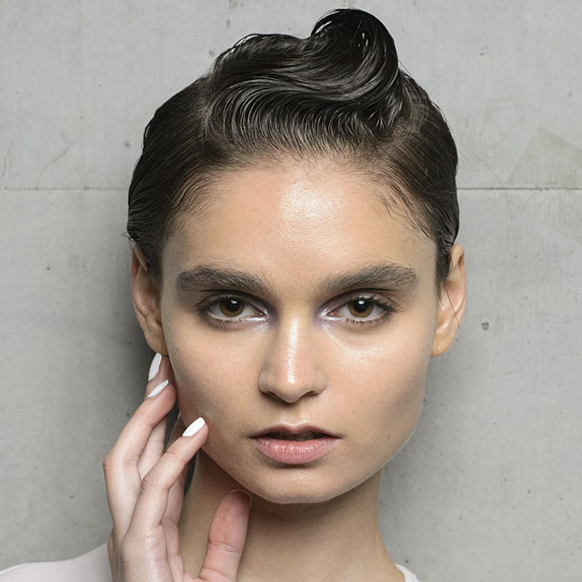 by johnny make up nails 2014 australian fashion week 1