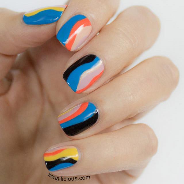 Christian Dior Nails