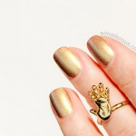 FUN Lacquer New Year 2014 Collection: The Illusive Holomeleons