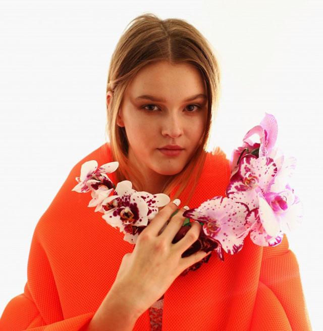 maticevski make up nails 2014 australian fashion week