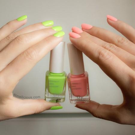 GT cosmetics nail polish review