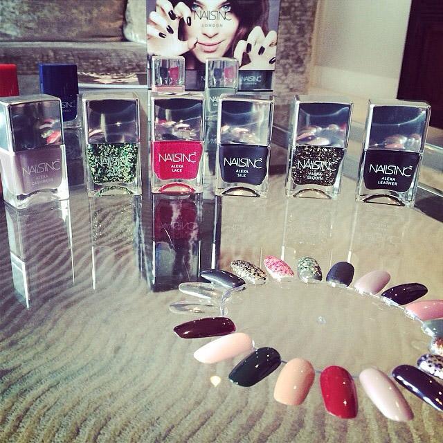 alexa chung nails inc polish
