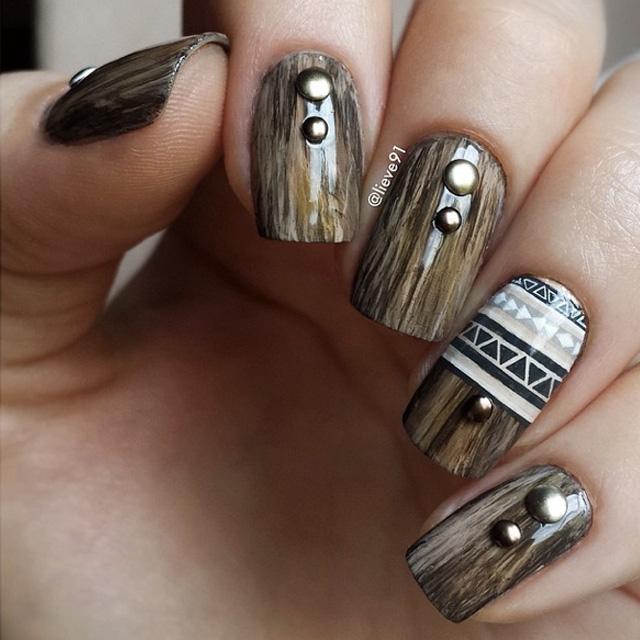 New Instagram Nails: @lieve91