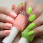 Believe It Or Not, The Best Neon Nail Polish is Made in Greece!