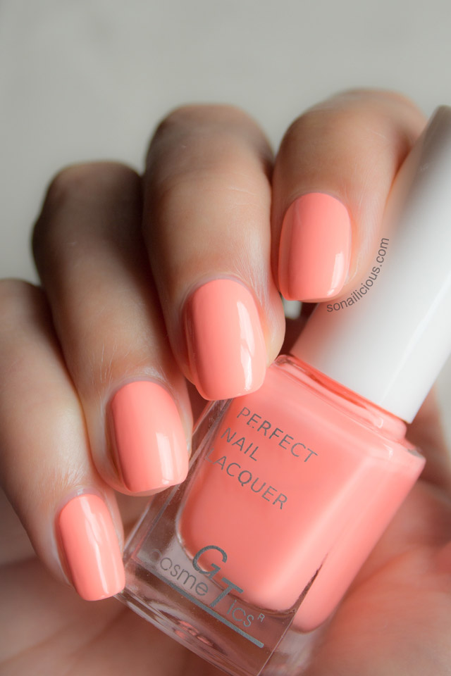 Believe It Or Not The Best Neon Nail Polish Is Made In Greece