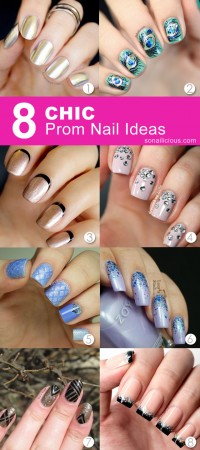 prom nails, best prom nails