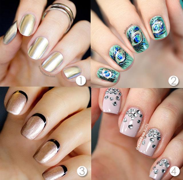 prom nails, prom nail ideas