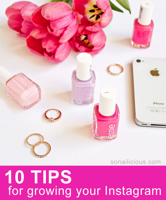 10 bes tips how to get more followers on instagram organically