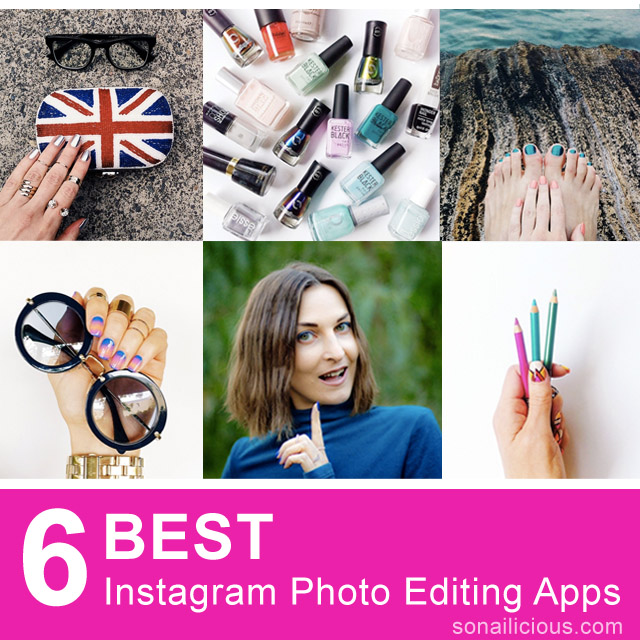 6 best instagram photo editing apps