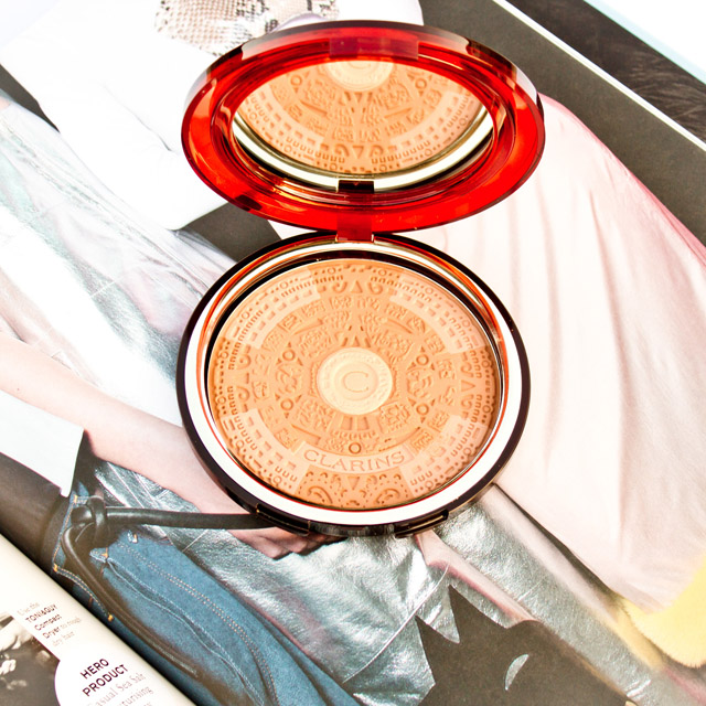Good Bronzer: Clarins Splendours Bronzing Powder