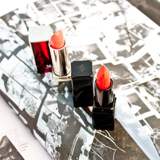 Bright Matte Lipstick: Illamasqua Soaked