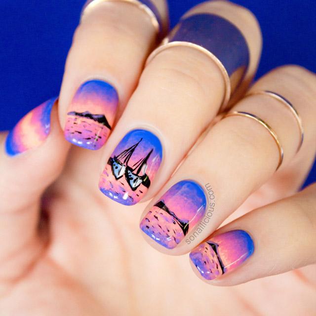 hobart docks nails