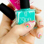 Sunday Funday: Summer Dotticure with FOA Screen Siren