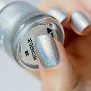fnug psychedelic, the best holographic nail polish