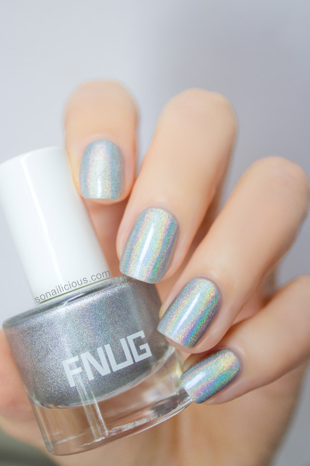 the best holographic polish, fnug 36 psychedelic review