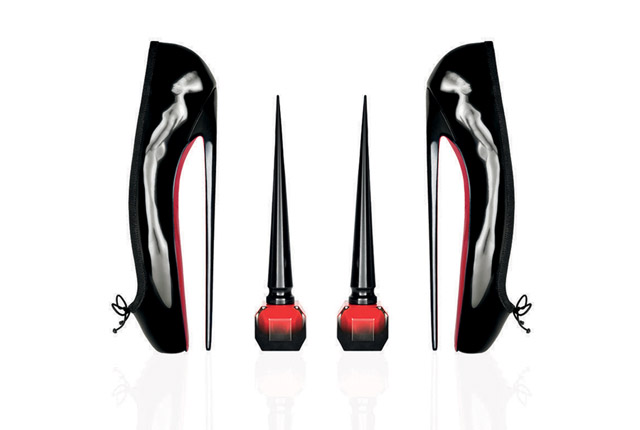 CHRISTIAN LOUBOUTIN NEW NAIL POLISH 1