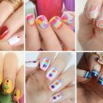 10 Best Summer Nail Designs with Tutorials – 2014 Edition