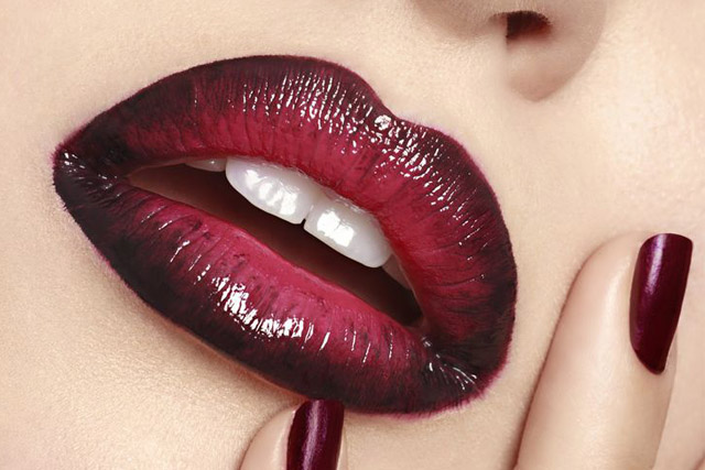 ombre lips 12 styles