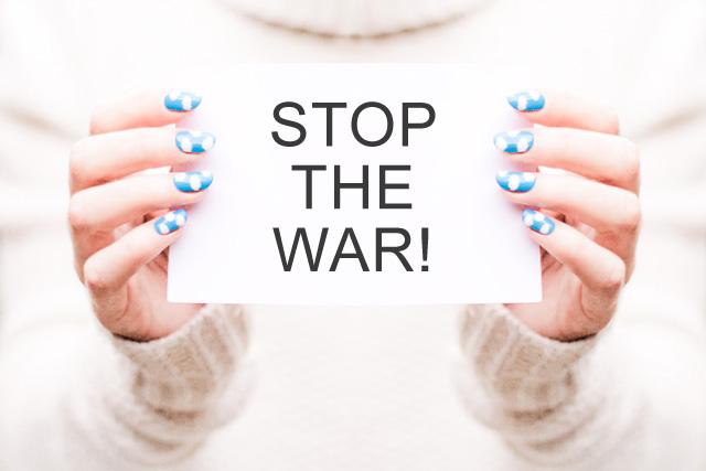 stop the war ukraine, gaza and israel 1