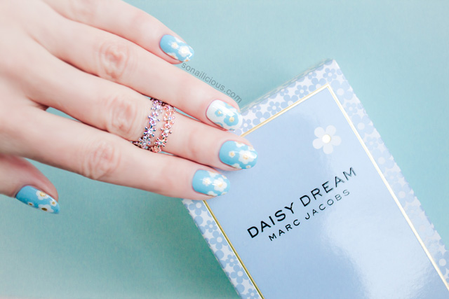 Marc jacobs daisy dream nails how to