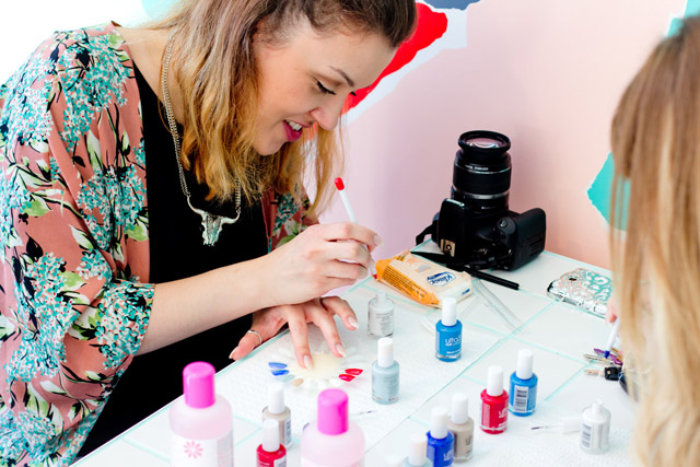 nail art workshop melbourne 1