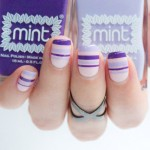 SoNailicious X Mint Polish – 3 Nail Art Tutorials