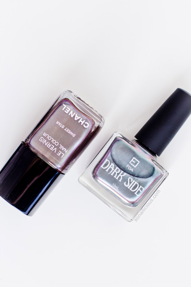 Chanel Sweet star dupe