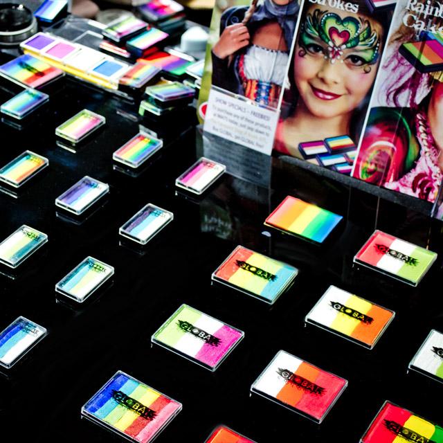 Global Body Paint - IMATS Sydney