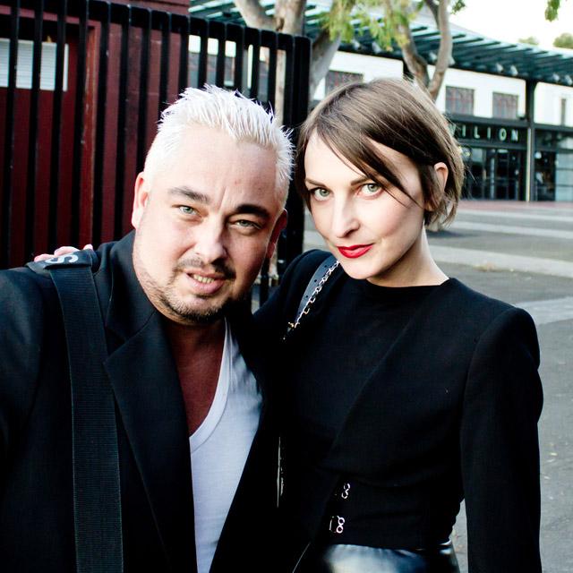 International Make-up Artist Roshar, IMATS Sydney